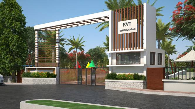 KVT Smart City Elevation