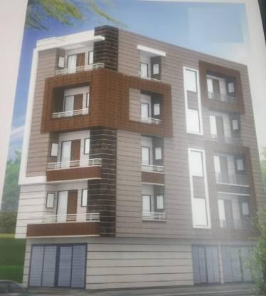 Krishna Affordable Homes Elevation