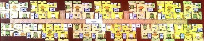 Udaya Paradise Cluster Plan