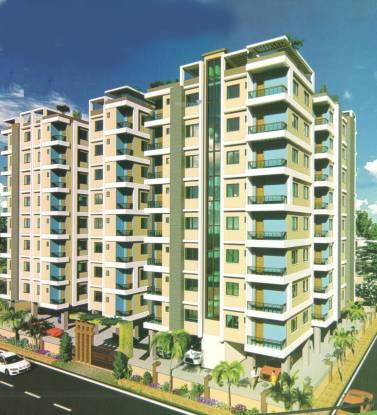 Mondal Shree Ganesh Residency Elevation