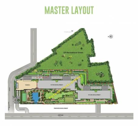 L And T Rejuve 360 Tower A Master Plan
