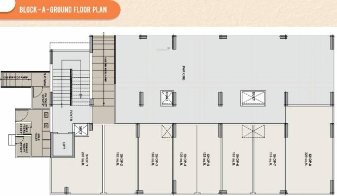 Om Shanti Gold Plus 2 Cluster Plan