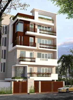 Krishna Lord Krishna Affordable Homes Elevation