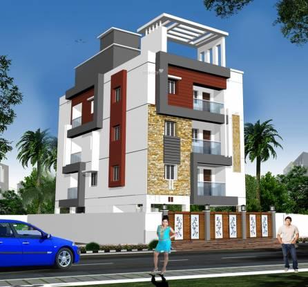 MLR Ravana Homes Elevation