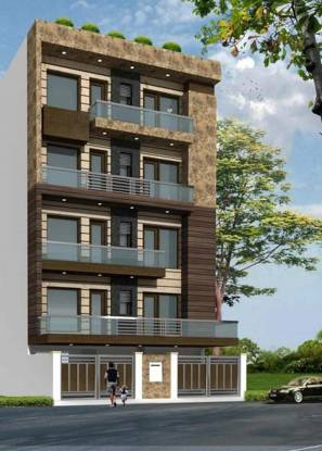 Om Sai Sai Affordable Homes Elevation