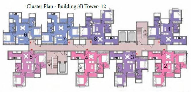 Prestige Finsbury Park Hyde Cluster Plan