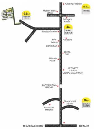 Signature Green Phase 2 EWS Block Location Plan