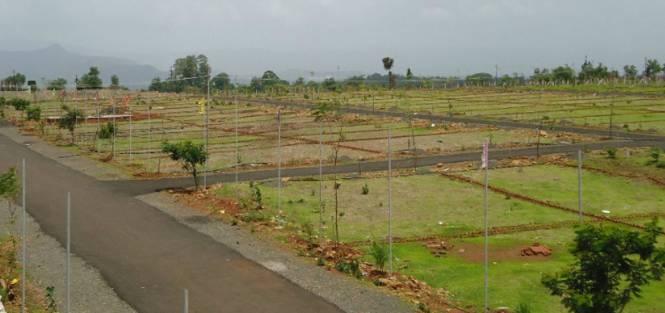 Nisarga Hitech Layout Phase 8 Elevation
