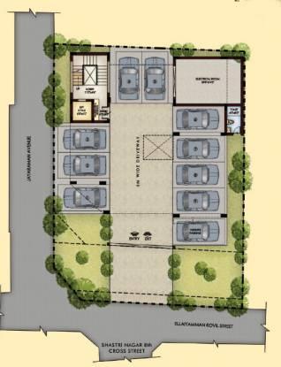 Sreerosh Vatsalya Cluster Plan