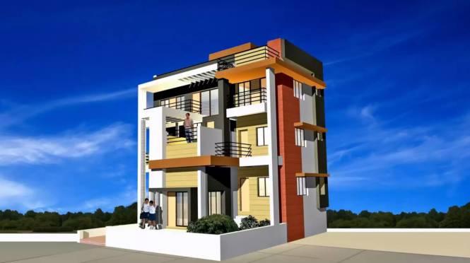 Sharma Homes 544 Elevation
