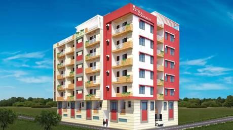 Radhey Radhey Krishna Apartment Elevation
