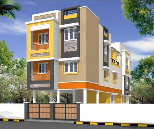Sri Manishaa Aditya Apartment Elevation
