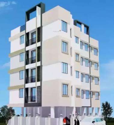Om Sai Shree Apartments Elevation