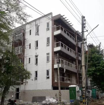 Ansal E Block Elevation