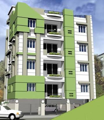 Welcome Shiv Gangotri Homes Elevation