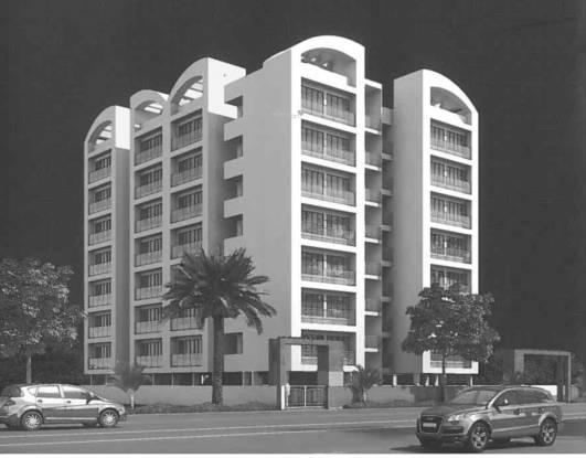 Unity Yasrab Residency Elevation
