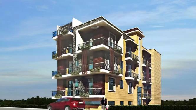 Shree SSA Builders NK 2 Elevation