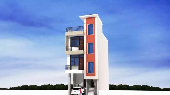 N K Homes 7 Elevation