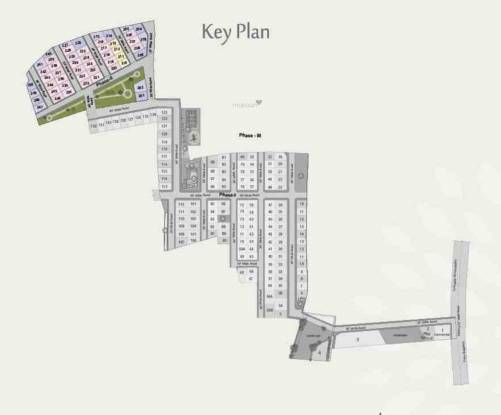 Metropolis Fair Oaks III Layout Plan