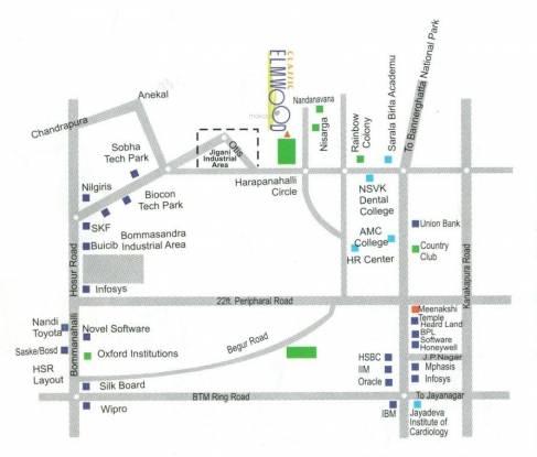 Classic Elmwood Phase II Location Plan