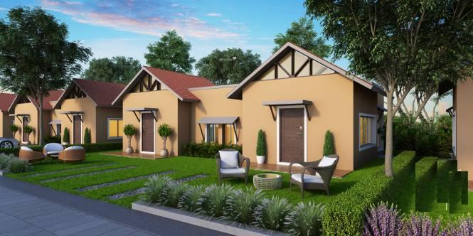 Shubh Shubham Villa Elevation
