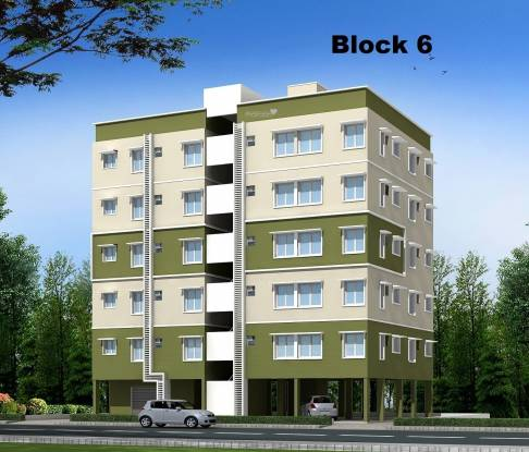 Baashyaam Le Chalet Smart Choice Homes Block 6 To 9 Elevation