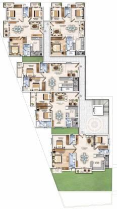 urban-ville Pranathi Urban Ville Cluster Plan