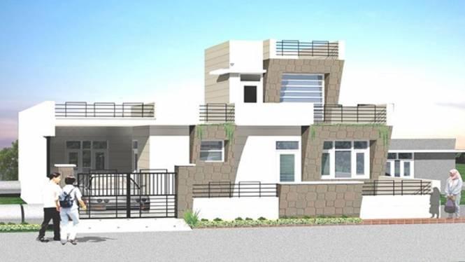 krishna-homes Elevation