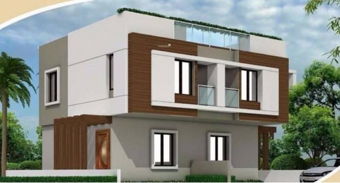 saffron-villas Elevation