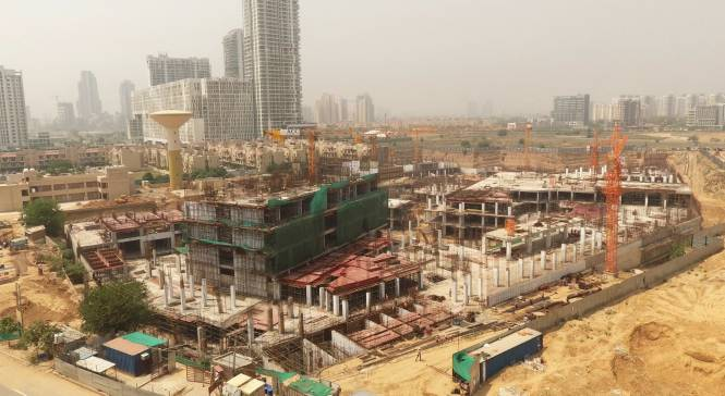 duo-high Construction Status Sept-19