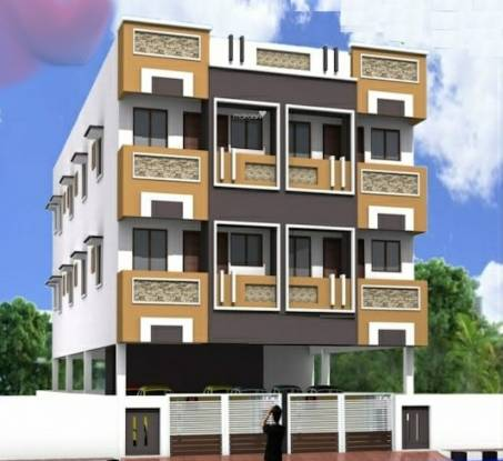 pushpagiri-easwarar-flats Elevation