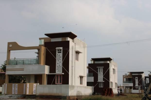 ashraya-villas Elevation