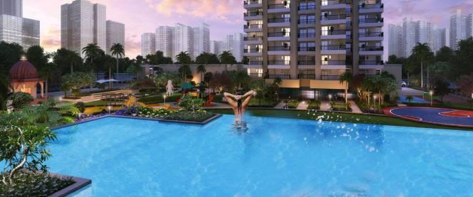 divya-towers Swimming Pool