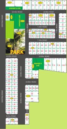 genius-square Site Plan