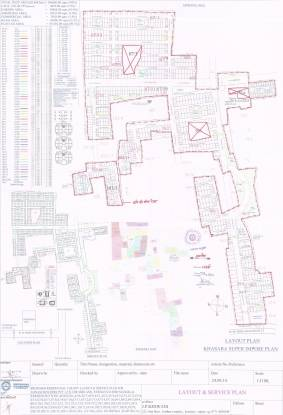 parkview Layout Plan