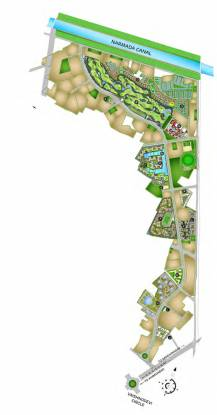 aster-phase-1 Site Plan