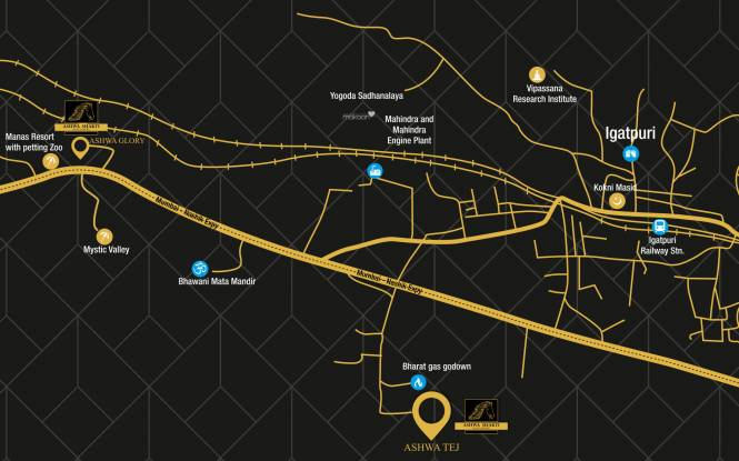 tej Location Plan