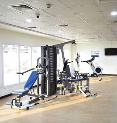 madison-residences Gymnasium