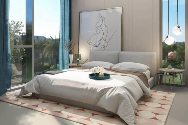 ruba-townhouses Bedroom