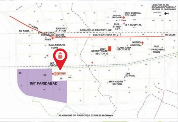 aagman-2 Location Plan