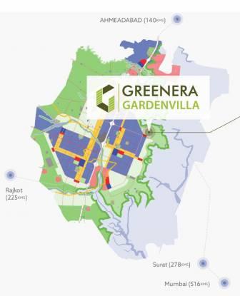 gardenvilla Location Plan
