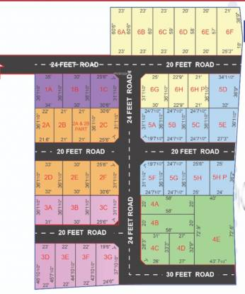 surry-avenue Layout Plan