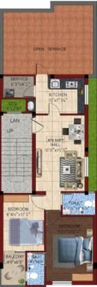 krs-guringi KRS Guringi Cluster Plan for 2nd Floor