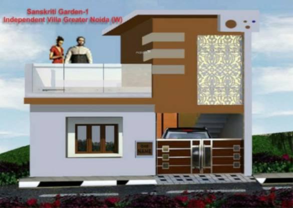 garden-1 Elevation
