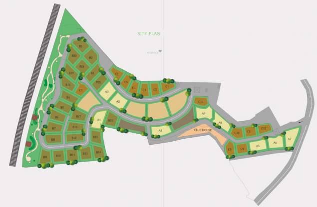 ashok-nirvaan-phase-2 Site Plan