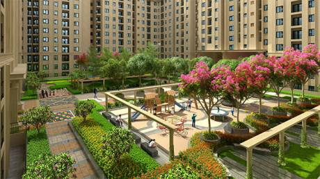 first-city Landscaped Gardens