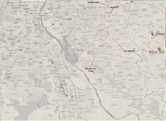 miglani-bally-ha-i Location Plan