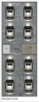 new-floors Cluster Plan for ground Floor