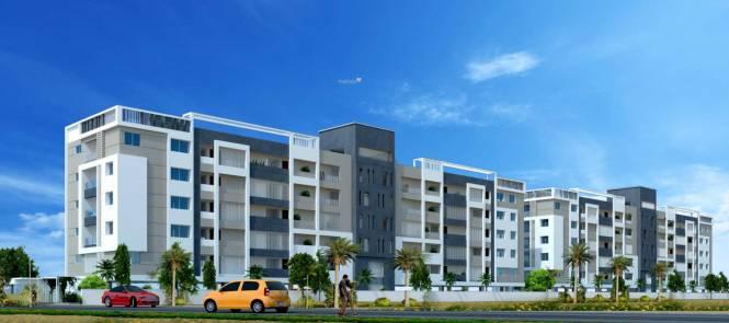 ramya-residency Elevation