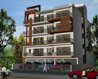 shaurya-affordable-floors Elevation